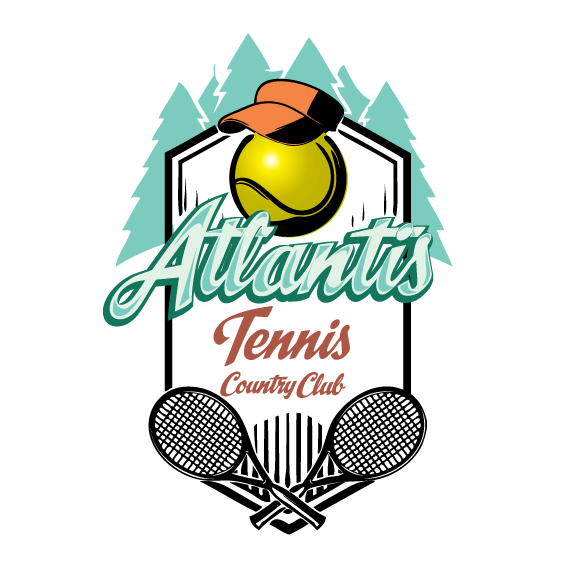 Atlantis Tennis Club logo