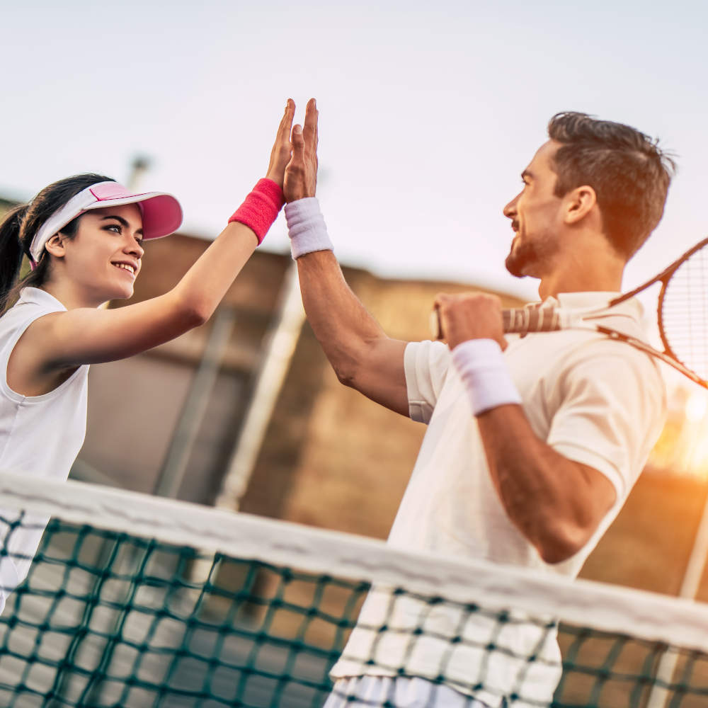 Tennis Ladders για μέλη & μη μέλη